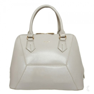 David Jones Faux Leather Handbag 5528-3 39243 Grey