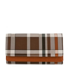 Flap Wallet Multicolor XGZ800 39554 Brown