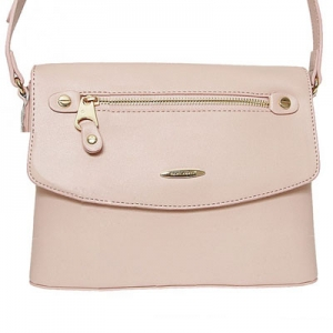 David jones Crossbody Messenger Handbag 55271 39676 Pink