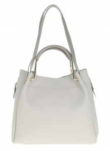 David Jones Shoulder Handbag CM3410 39796 Cream Grey