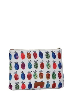 Clutch Design Pineapple Canvas Classic Style Bgs-15951 39930 Pine