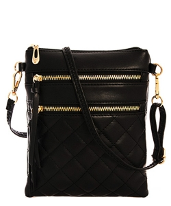 Quilted Crossbody Messenger Bag  CC6051N 39983
