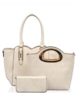 3 IN 1 SET SHOULDER BAG  3S1248 - IVORY