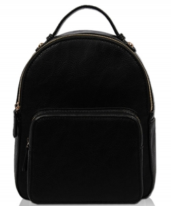 Backpack with zip closure LAVERNA BACKPACK  BP1410