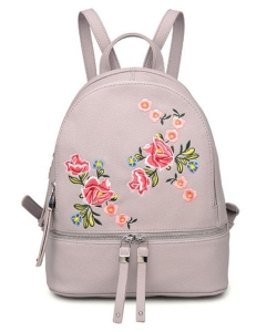 Urban Expressions Backpack Pebbled Vegan Leather 14329