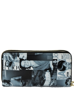 Fashion wallets W4099MO-MT
