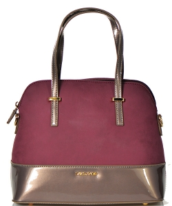 David Jones Patent Leather Tote Handbag 56091