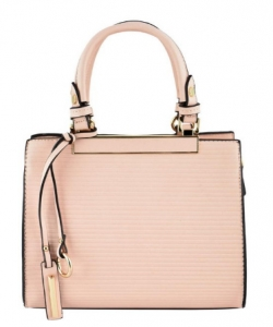 8480 Matte Small Flap Satchel Cross Body