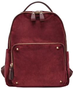 Mini Velvet Backpack BGS0732