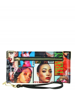 Magazine Fashion wallets NW9002 MT