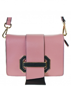 Designed Faux Leather Clutch  CROSS BODY PURSE N0160