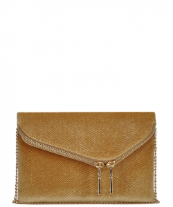 BGW1890 Clutch and Crossbody in One