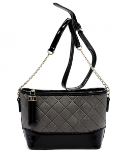 Fashion Faux Leather Handbag K069