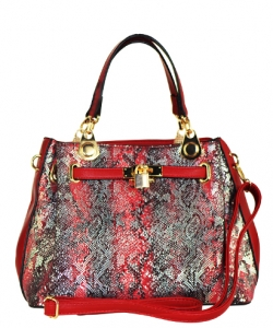 Fashion Tote Handbag Designer SG136 RED
