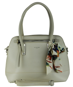 David Jones Tote handbag PR57131 KHAKI