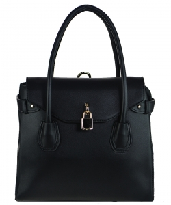 Trendy Wholesale Fashion Back Pack BR003BP BLACK