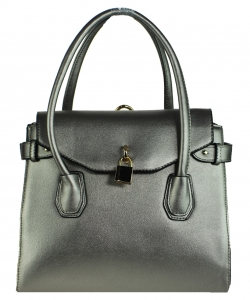 Trendy Wholesale Fashion Back Pack BR003BP PEWTER
