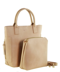 David Jones Tote handbag DT0053 BIEGE