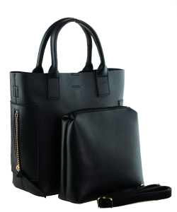 David Jones Tote handbag DT0053 BLACK