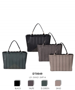 10 PCS Per Box David Jones Tote handbag DT0049 - Assorted