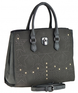 Fashion Tote Handbag Designer DT0043 GRAY