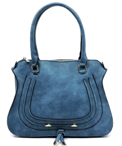 Designer Inspired Handbag 62749 TEAL