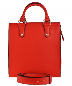 Fashion Tote Handbag Designer L0846 RED