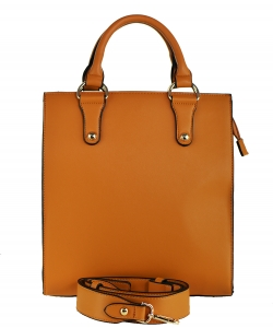 Fashion Tote Handbag Designer L0846 TAN