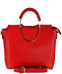 Fashion Tote Handbag Designer L0820 RED