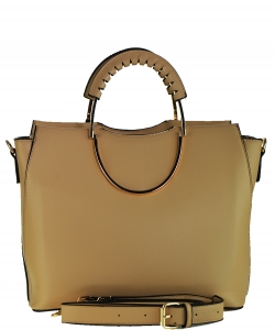 Fashion Tote Handbag Designer L0820 TAN