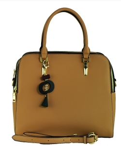 Fashion Tote Handbag Designer L0769 TAN