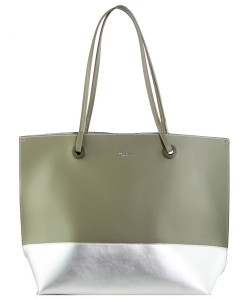 David Jones Tote handbag CM3771 KHAKI