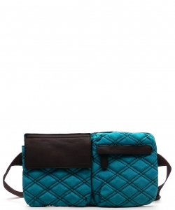 Designer Inspired Fanny Bag T100 MINT