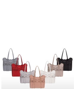 10 PCS Per Box David Jones Tote handbag CM3784- Assorted