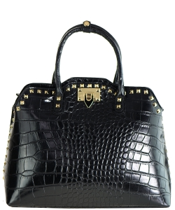 DesignerFashion Handbag CMK002 BLACK