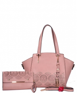 Fashion Top Handle 2-in-1 Shopper 4096 BLUSH