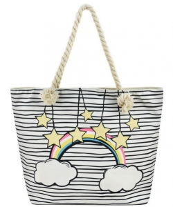 Designer Toucan Canvas Tote Bag FC00622