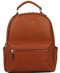 Nicole Lee Marit Backpack P12610 BROWN
