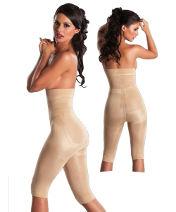 Capri Length Hip Up CP5300X BEIGE