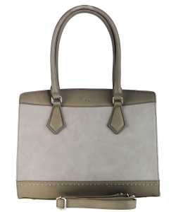 David Jones Tote handbag PR5707-2 TAUPE