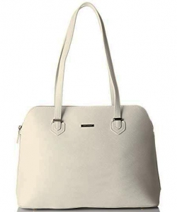 Women's bag 5743-1 DAVID JONES CREAMY GREY