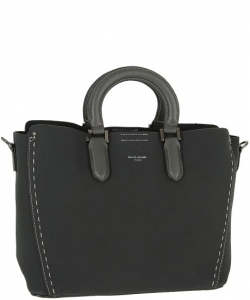 David Jones Tote handbag 5815-2 BLACK