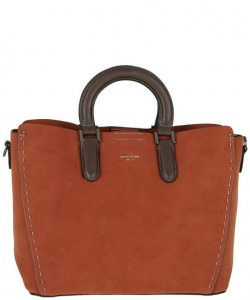 David Jones Tote handbag 5815-2 DCAMEL