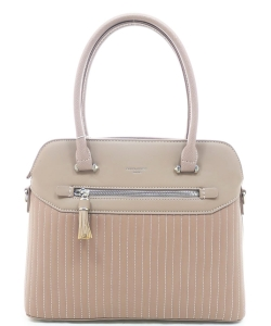 David Jones Fashion Handbag 5823-2 DPINK