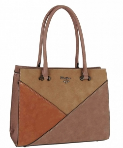 David Jones Tote handbag 5833- 2 DPINK