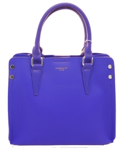 David Jones Women's Bag from Eco - Leather 5953-2 Blue