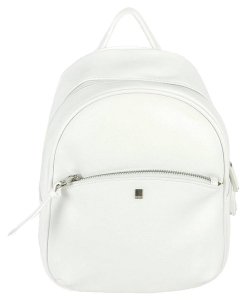 David Jones Back Pack 5959-4 White
