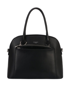 David Jones Handbag 6105-1 BLACK