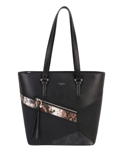 David Jones Handbag 6238-3 BLACK