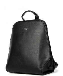 David Jones Backpack 6248-1 BLACK